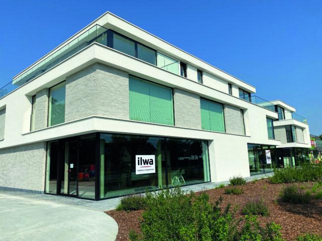 Nieuw filiaal in Sint Martens Latem - Ilwa