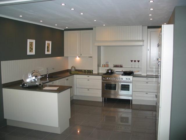 Showroom kitchen - Ilwa