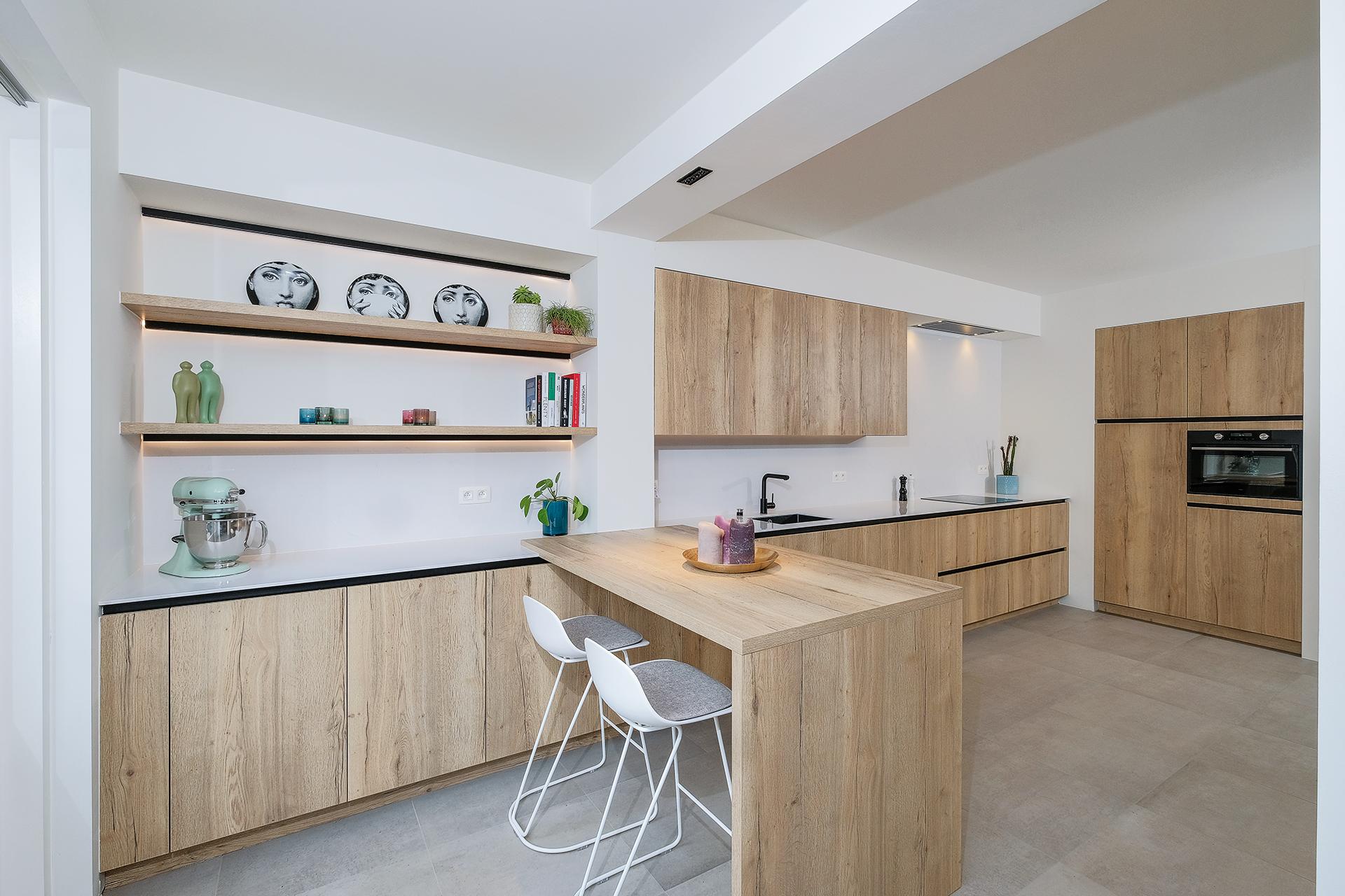 Keuken CL